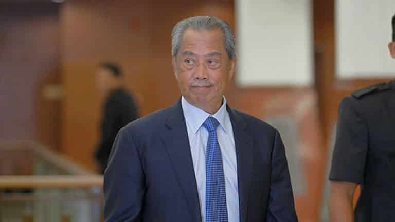 Terkini: Muhyiddin ugut saman 10 Juta pada MT Umno