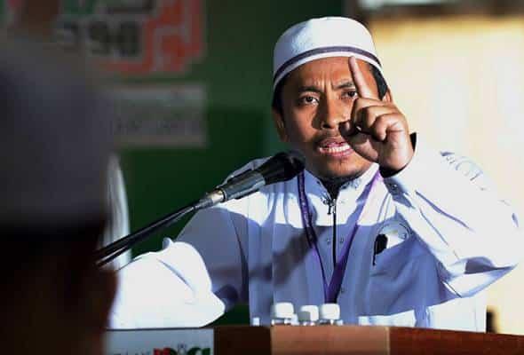 Selepas lama berdiam, akhirnya MP Pas bersuara di parlimen isu cabutan judi 22 kali