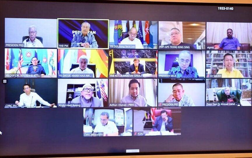 Kenapa libatkan KSU dalam mesyuarat politik?