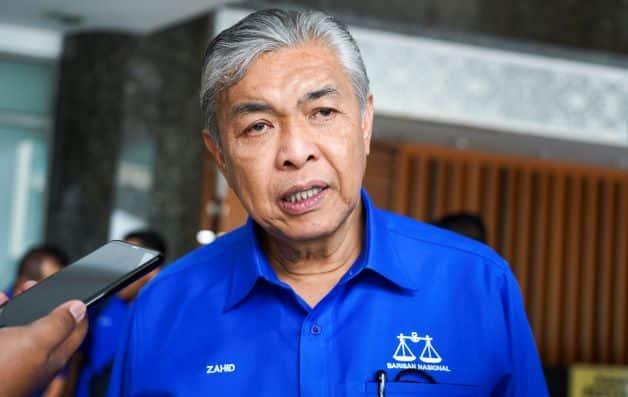Zahid anggap demokrasi sudah mati di Malaysia