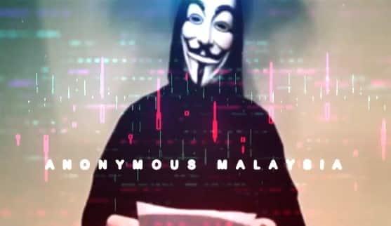 Dakwa Godam Laman Web Kerajaan, Anonymous Malaysia Kini Ditahan Polis