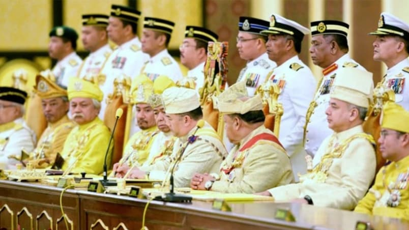 Majlis raja-raja Melayu mesyuarat esok, mungkin bincang batal darurat