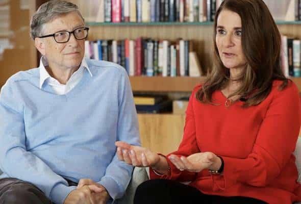 Terkini : Bill Gates umum cerai dengan Melinda selepas 27 tahun bersama