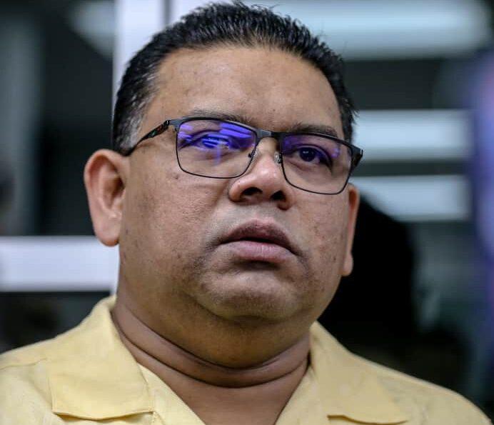 Terkini : Lokman Adam ditangkap Polis