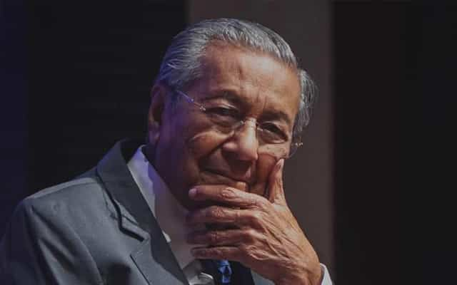 Rupanya Mahathir jadi punca Agong panggil semua pemimpin parti politik