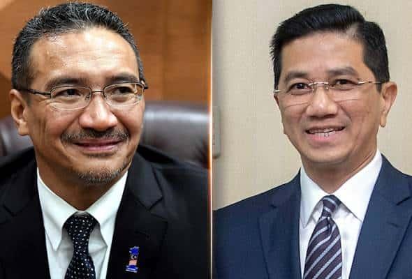 Krisis makin sukar, Hishamuddin mungkin ambil alih sebagai PM, Azmin TPM