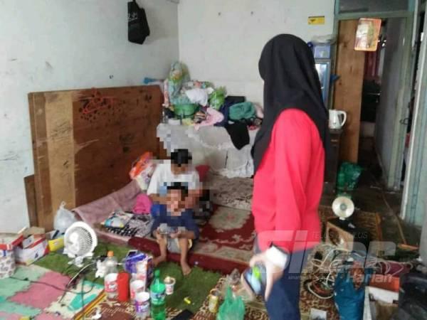 Bapa dari Kelantan ini sanggup hisap dadah depan isteri dan anak