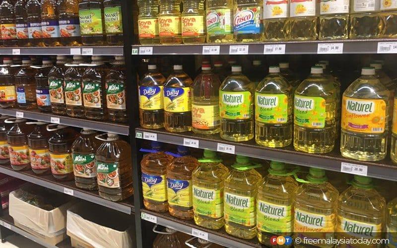 "Terkini : Harga minyak masak naik menggila, ini alasan ""bodoh"" menteri"