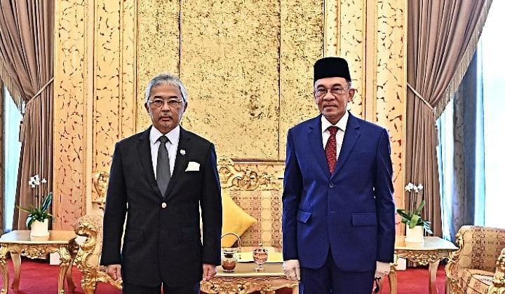 Terkini : Anwar sahkan bawa rayuan tamat darurat kepada Agong