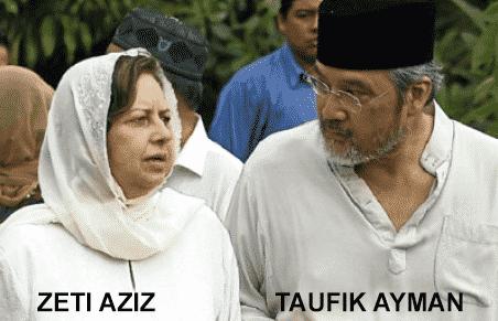 Polis sahkan siasatan 1MDB terhadap suami Zeti Aziz hampir selesai