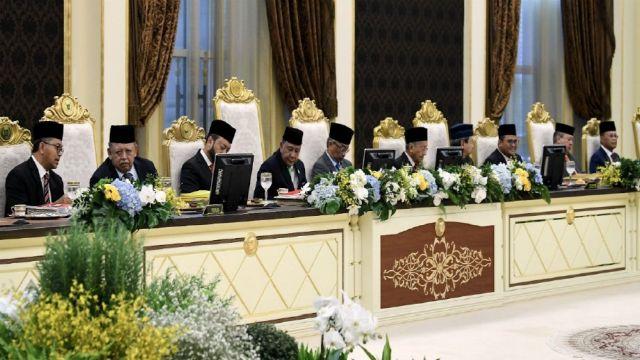 Majlis Raja-Raja akan adakan sidang tergempar khas selepas Agong jumpa pemimpin parti?
