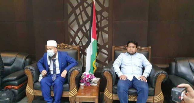 Gempar !!! Nadir Al-Nuri dedah kesan buruk perbuatan Ebit Lew kepada NGO Palestin