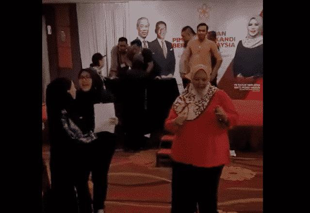 Video berjoget : Polis sahkan Srikandi Bersatu bersalah langgar SOP