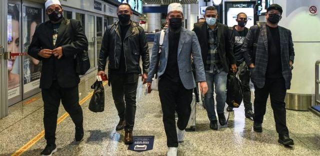 Gempar !!! Nadir Al-Nuri dedah sikap biadap team Ebit Lew datang ke Gaza