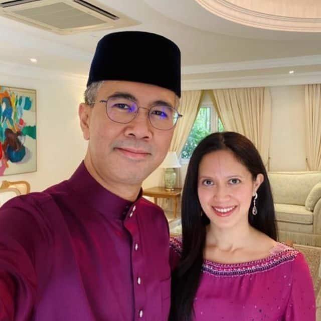 Kecoh Tengku Zafrul beli Nasi Ganja di Ipoh guna Helikopter, ini jawapan Menteri