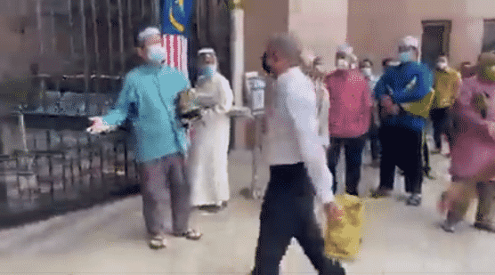 Isu rakam VIP masuk:Saya tak redha, datang jumpa saya minta maaf – Imam Masjid Putrajaya