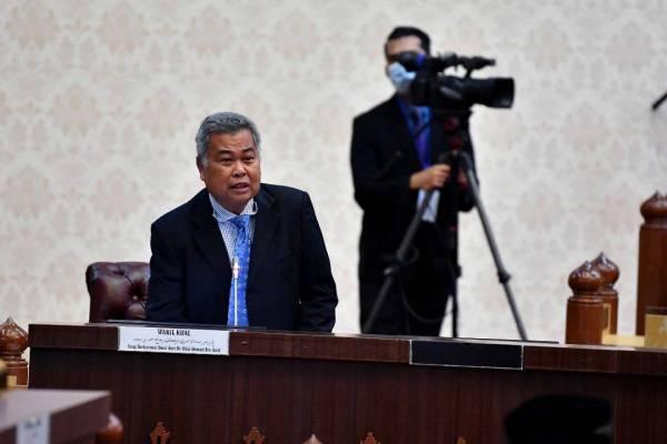 Ahmad Said bongkar semua salah laku kerajaan PAS Terengganu di DUN T'ganu