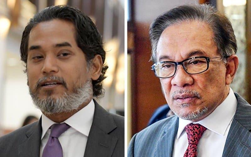"""Kenyataan """"main belakang"""" oleh KJ terhadap Anwar, mahkamah tegur pasukan KJ"""