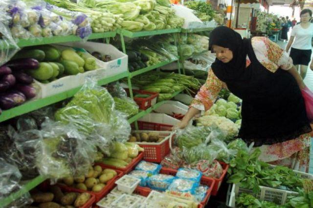 Harga sayur naik 30%, ini rupanya punca kenaikan…