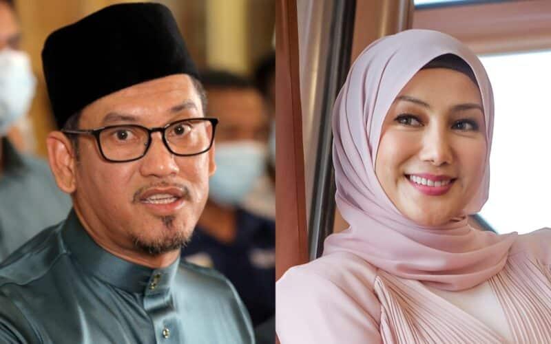Tahniah !!! Tular perkahwinan Erra Fazira dengan Faizal Azumu…